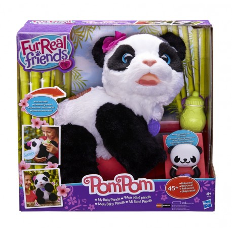 Hasbro - A7275 - Fur Real Friends - Panda Pom Pom