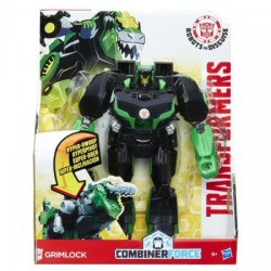 HASBRO C0876 B0067 - Robots in Disguise - TRANSFORMERS COMBINER FORCE - GRIMLOCK