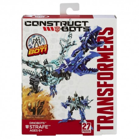 Hasbro - A6159 - Transformers Construct-bots - Dinobots Strafe