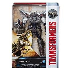 HASBRO C1333 C0891 - Transformers The Last Knight - Premier Edition - GRIMLOCK
