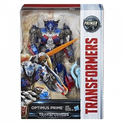 HASBRO C1334 C0891 - Transformers The Last Knight - Premier Edition - OPTIMUS PRIME
