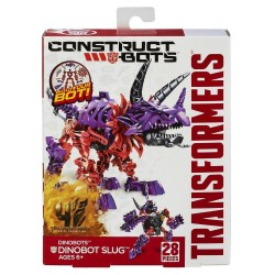 Hasbro - A6458 - Transformers Construct-bots - Dinobots Slug