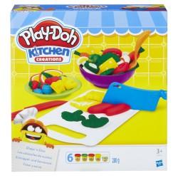 HASBRO B9012 - Ciastolina Play-Doh - Kuchenne Kreacje - KREATYWNE DESECZKI
