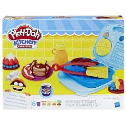 HASBRO B9739 - Ciastolina Play-Doh - Kuchenne Kreacje - ZESTAW ŚNIADANIOWY Z OPIEKACZEM