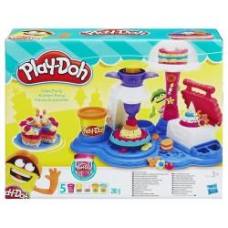 HASBRO B3399 - Ciastolina Play-Doh - Kuchenne Kreacje - CIASTECZKOWE PARTY