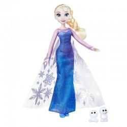 HASBRO B9201 B9199 - Lalka Kraina Lodu - Disney Frozen - Zorza Polarna: ELSA I BAŁWANKI