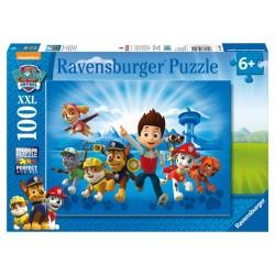 RAVENSBURGER 8992 - Puzzle XXL 100 el. - PSI PATROL