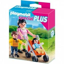 PLAYMOBIL 4782 SPECIAL PLUS Mama z Dziećmi