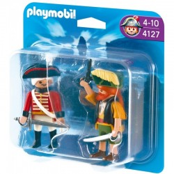 PLAYMOBIL 5164 PIRACI - DUO PACK Duży i Mały Pirat