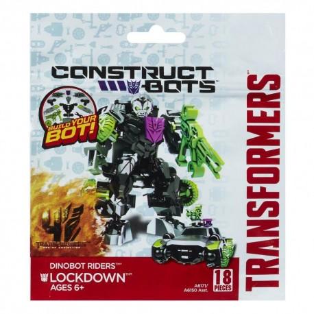 Hasbro - A6171 - Transformers - Dinobot Riders - Lockdown