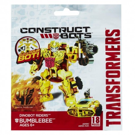 Hasbro - A6169 - Transformers - Dinobot Riders Bumblebee