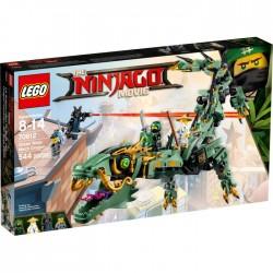LEGO NINJAGO 70612 The Ninjago Movie - MECHANICZNY SMOK ZIELONEGO NINJA - NOWOŚĆ 2017