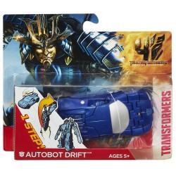 Hasbro - A6155 - Transformers - Autobot Drift