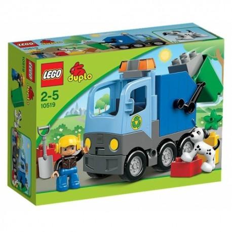 Lego duplo 10519 mieciarka pan zabawka - Camion toupie playmobil ...