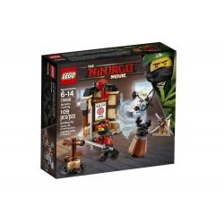 LEGO NINJAGO 70606 The Ninjago Movie - SZKOLENIE SPINJITZU - NOWOŚĆ 2017