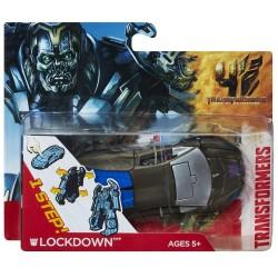 Hasbro - A6156 - Transformers - Autobot Lockdown
