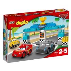 LEGO DUPLO 10857 Auta: Wyścig o Złoty Tłok NOWOŚĆ 2017
