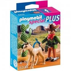 PLAYMOBIL 5373 SPECIAL PLUS Kowboj ze Źrebięciem