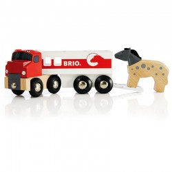 BRIO 33405 Transport koni - CIĘŻARÓWKA