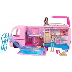 MATTEL FBR34 - Barbie Dream Camper - WYMARZONY KAMPER