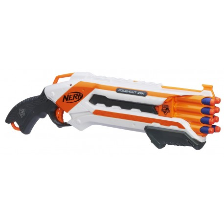 Hasbro - A1691 - NERF N-Strike - Rough Cut 2x4