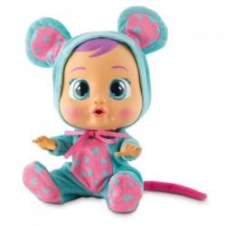 TM TOYS 10581 - Lalka Płacząca Prawdziwymi Łzami - CRY BABIES - LALA