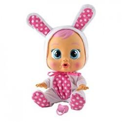 IMC TOYS 10598 - Lalka Płacząca Prawdziwymi Łzami - CRY BABIES - CONEY