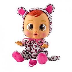 TM TOYS 10574 - Lalka Płacząca Prawdziwymi Łzami - CRY BABIES - LEA