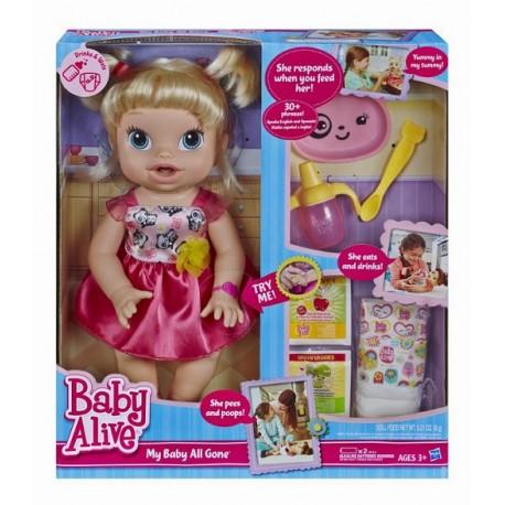 Hasbro - A7022 - Baby Alive - Moja Lala