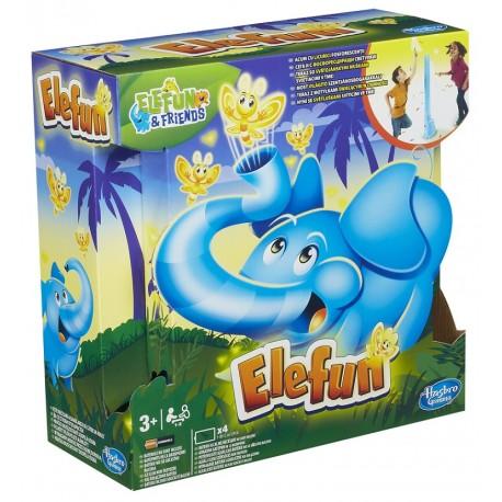Hasbro - A4092 - Gra Zręcznościowa - Elefun