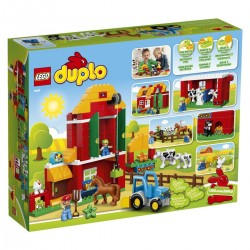 LEGO DUPLO 10525 Duża Farma