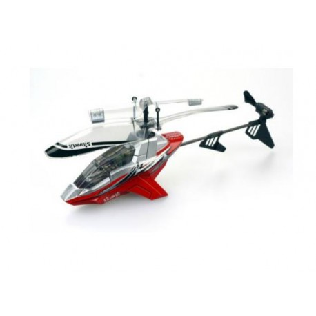 Silverlit - 84688 - Helikopter Air Striker Czerwony