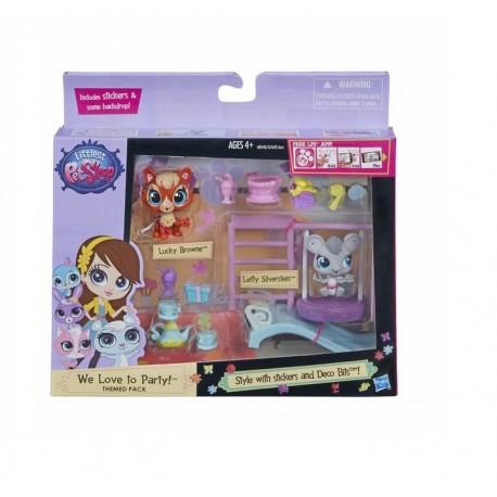 Hasbro - A8540 - Littlest Pet Shop - Czas na imprezę