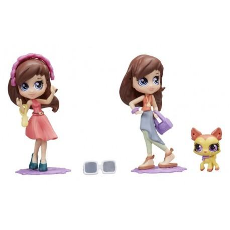 Hasbro - A8528 - Littlest Pet Shop - Blythe Modnisia - Styl Trendy