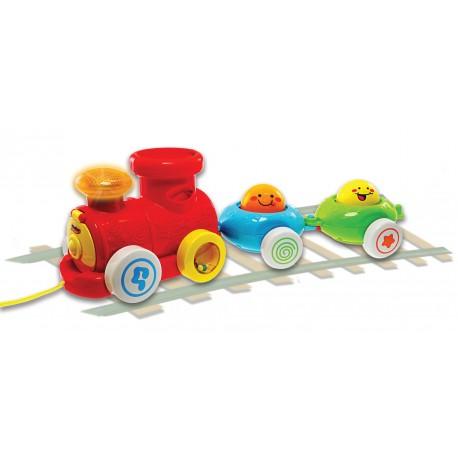 Smily Play - 0750 - Kolejka Czu Czu