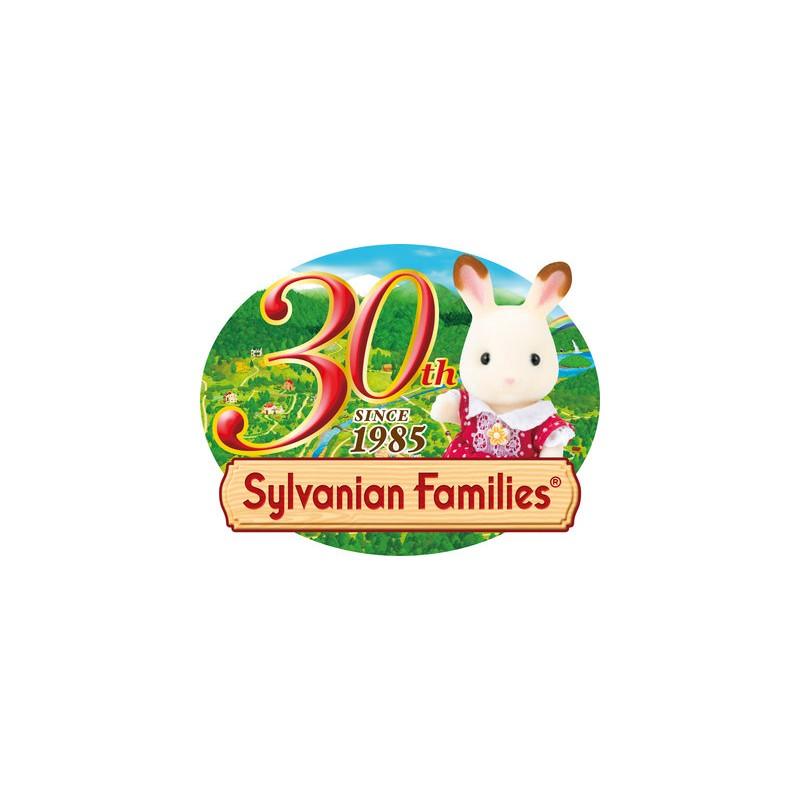 Sylvanian Families 2926 Zestaw Z Mebelkami I Akcesoriami
