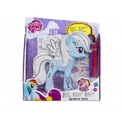 Hasbro - A1386 - My Little Pony - Kucyk do dekoracji - Rainbow Dash