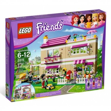 LEGO FRIENDS 3315 Dom Olivii