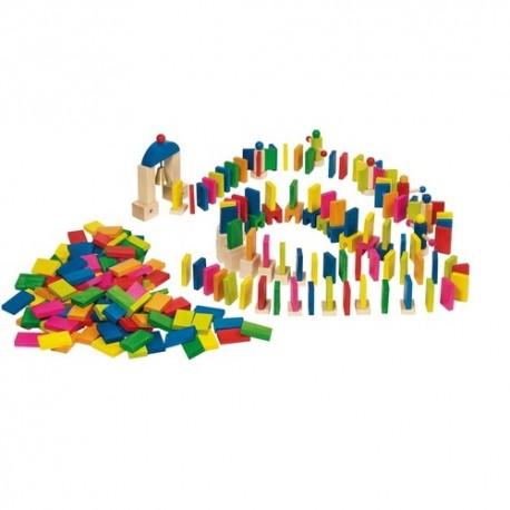 Goki - 58963 - Gra - Domino z Dzwonkiem