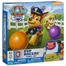 SPIN MASTER 6026763 - Gra Zręcznościowa Psi Patrol - PUP RACERS - WYŚCIG PIESKÓW