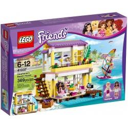 LEGO FRIENDS 41037 Letni Domek na Plaży
