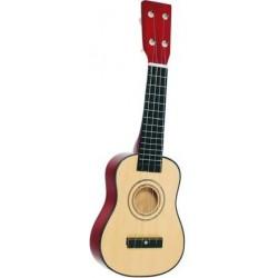 GOKI UC201 - Dziecięca Gitara Drewniana - UKULELE