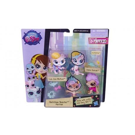 Hasbro - A8218 - Littlest Pet Shop - Zwierzaki Za Kulisami
