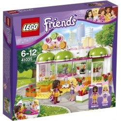 LEGO FRIENDS 41035 Bar z Sokiem w Heartlake