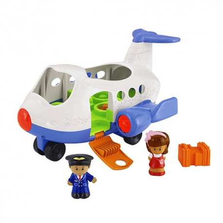 Fisher-Price - CBL28 - Little People - Wesoły Samolot