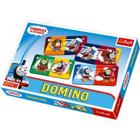 Trefl - 00783 - Gra Domino - Tomek i Przyjaciele