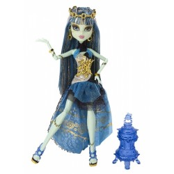 Monster High 13 Życzeń Frankie Stein