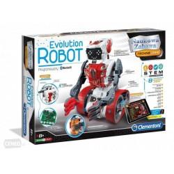 CLEMENTONI 60466 - Naukowa Zabawa - TechnoLogic - EVOLUTION ROBOT