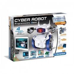 CLEMENTONI 60596 - Naukowa Zabawa - Techno Logic - CYBER ROBOT