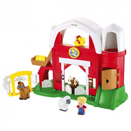 Fisher-Price - BDY68 - Little People - Wesoła Farma
